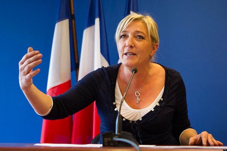 اليمين المتطرف الفرنسي يخرج خل الوفاض من الدور الثاني في الانتخابات الجهوية