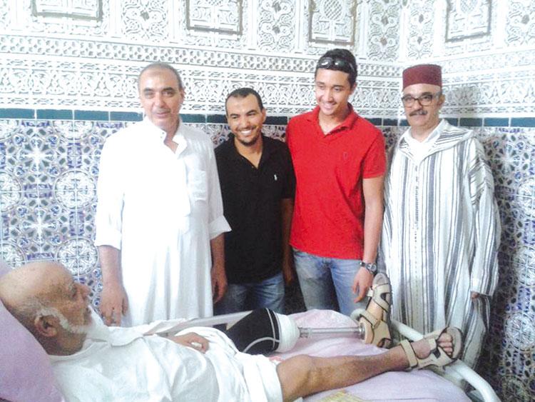 رقية القرشي.. زوجة عبد الجبار الوزير التي تزوجته بأمر عائلي