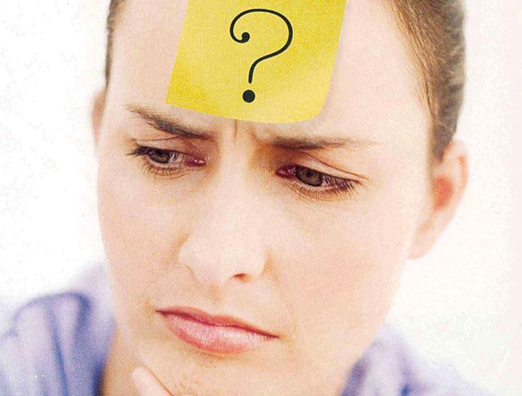 كيف تتجنبين النسيان والتفكير المحدود؟