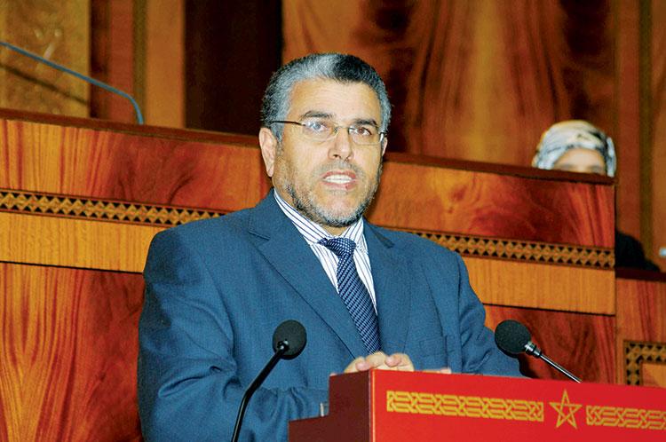 حقوقيون يحرجون الرميد ويتجهون إلى المحكمة الإدارية لاستجواب رئيس مجلس النواب
