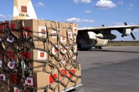 بتعليمات ملكية …المغرب يقدم مساعدات إنسانية للباراغواي بقيمة مليون دولار
