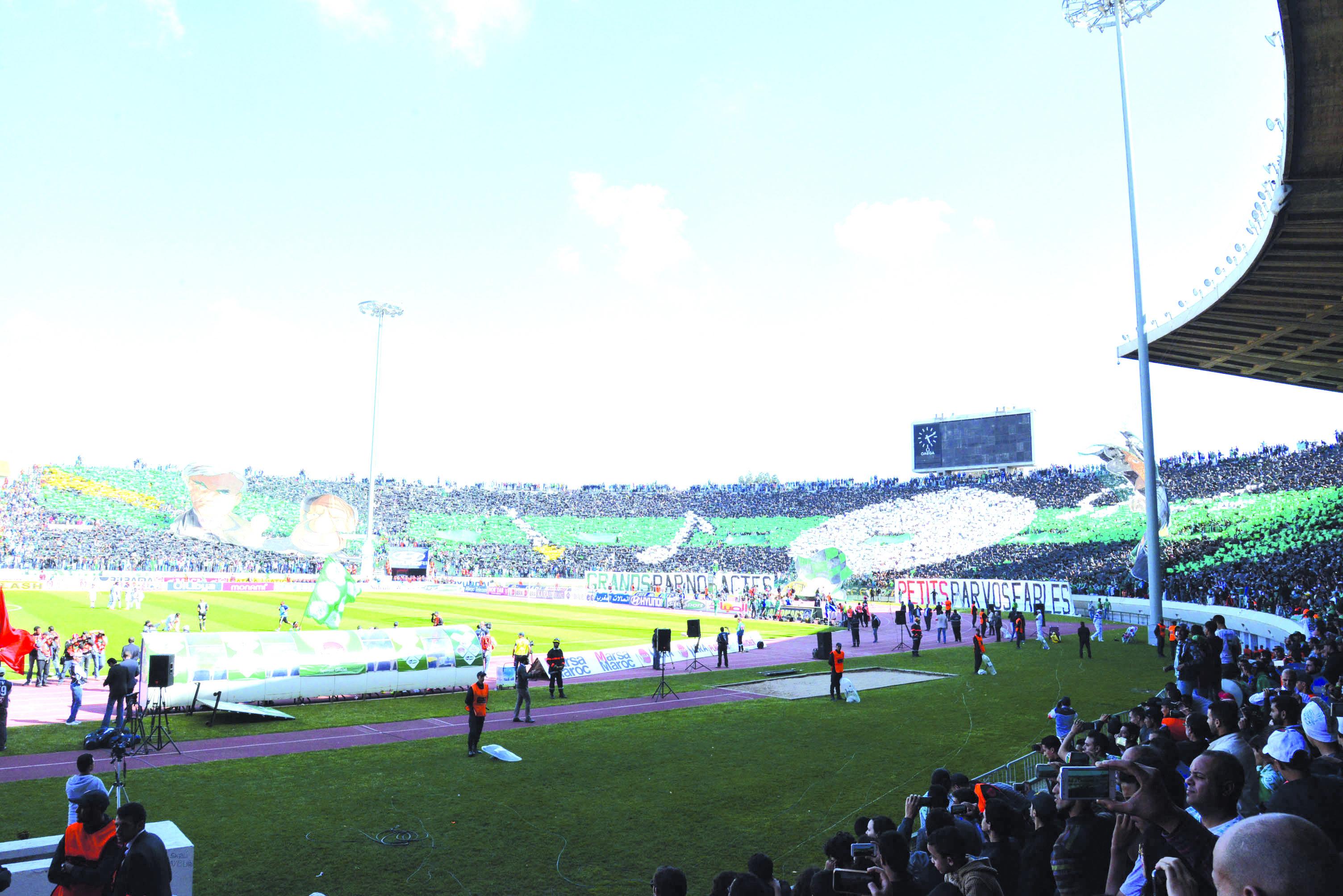 أنصار الرجاء ممنوعون من «المكانة» و«فريميجة» أمام المقاصة المصري