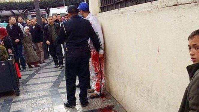 شجار بالسيوف أمام القنصلية الفرنسية يستنفر أمن طنجة
