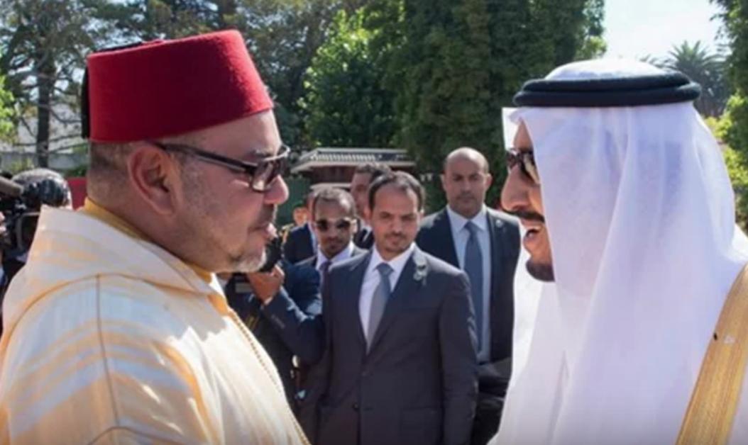 الملك يدين الاعتداء على مسجد بالسعودية ويعبر عن تضامن المغرب
