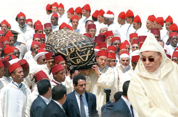 الأخبار تعيد رسم أجندة المواعد والالتزامات الأخيرة للملك الحسن الثاني