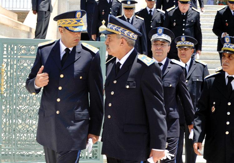 الأخبار تكشف المسار المهني للوجدي الذي أصبح من رجال ثقة المدير العام للأمن