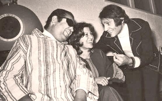 فاطمة عفيفي.. زوجة الموسيقار عبد السلام عامر التي استمدت سلطتها من شقيقها الوزير