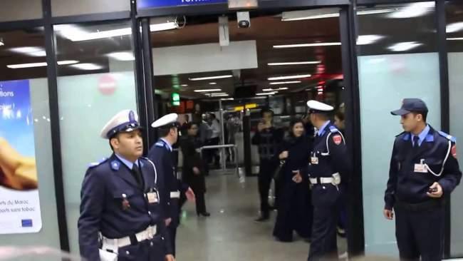أمن مطار محمد الخامس يوقف تركيين متلبسين بمحاولة تهريب مخدرات