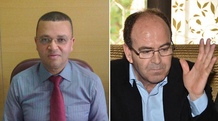 تبادل الاتهامات بين بنشماش والمدني بخصوص سرقة مكتب مقاطعة يعقوب المنصور