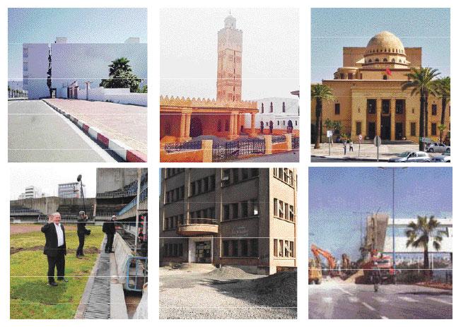 العجائب المعمارية السبع