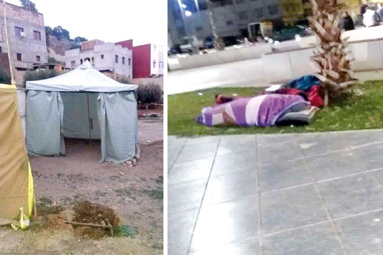 تقرير إسباني حول زلزال قوي يضرب المغرب يثير الرعب لدى سكان مدن الشمال
