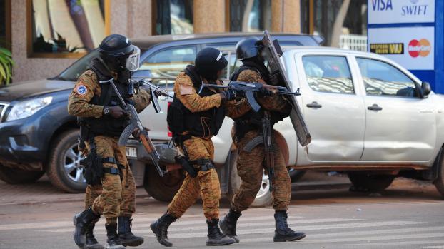 المغرب يدين الهجوم الإرهابي على العاصمة البوركينافية واغادوغو