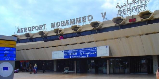 توقيف هنغارية بمطار محمد الخامس حاولت تهريب 3كيلوغرامات من الكوكايين
