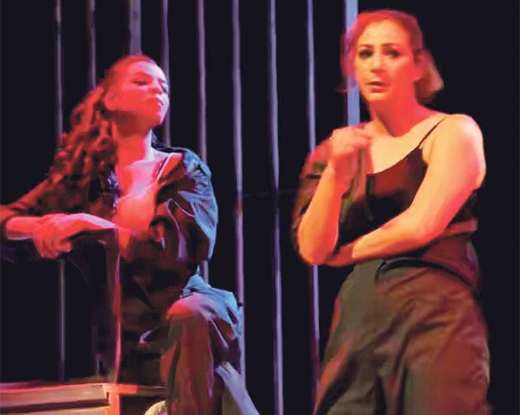 فرقة الأكواريوم حاضرة في الدورة الثامنة لمهرجان المسرح العربي