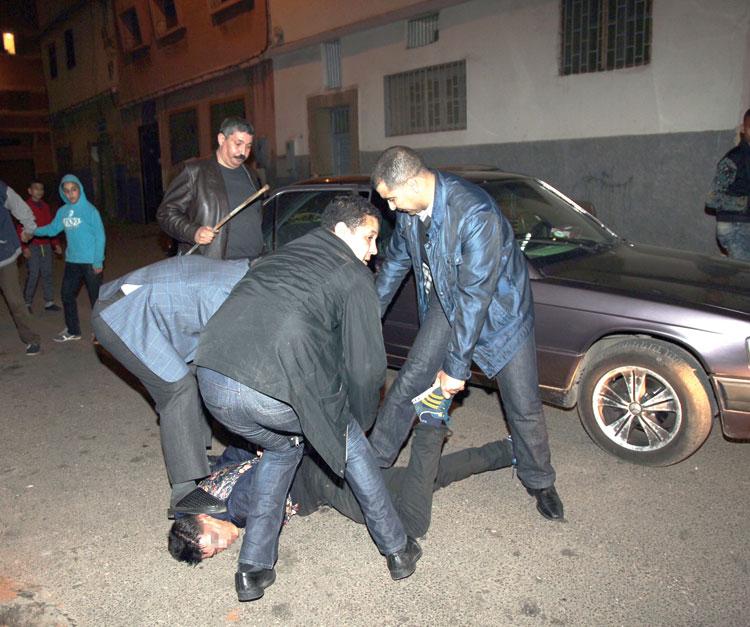 عملية أمنية تطيح بـ«المش» المتهم باختطاف قاصر واغتصابها بمولاي رشيد بالبيضاء