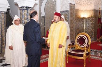 تعيين عمال جدد واستقبال سفراء أجانب أول أنشطة الملك بعد عطلة رأس السنة