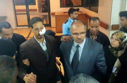 مجهولان يفتحان وجه نائب عمدة سلا بسكين ويرسلانه إلى «السويسي»