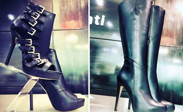 «Cinti».. تشكيلة واسعة من الأحذية الإيطالية بين يديك
