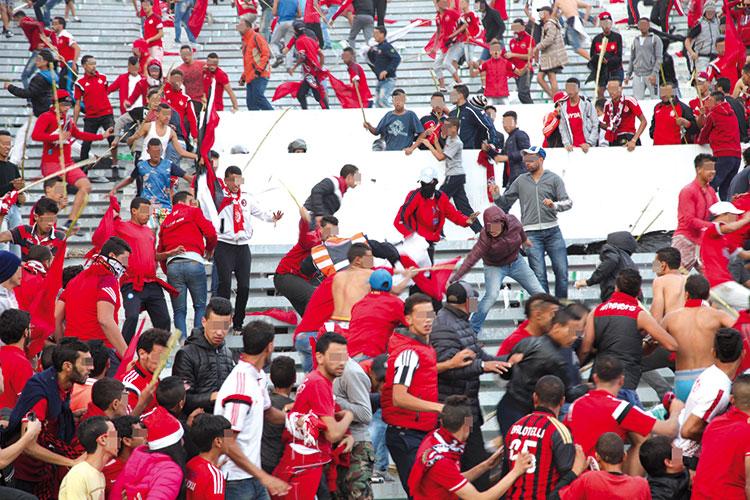 لاعبون ومسيرون متهمون في جرائم العنف الرياضي وهذه تفاصيل المخطط الأمني