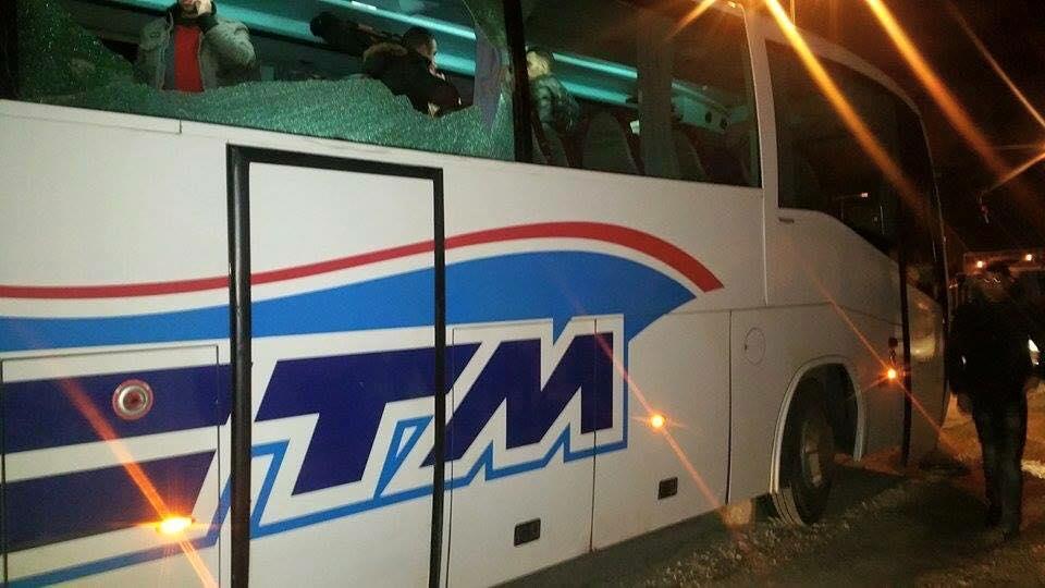 خطير..إصابات وجروح في هجوم مسلح على حافلة نقل المسافرين بمدخل مدينة طنجة