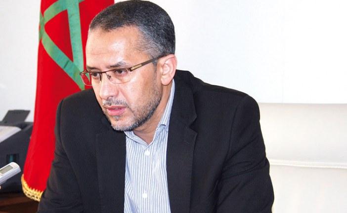 الشوباني يتحدى وزير الداخلية بعد رفضه التأشير على ميزانية الجهة