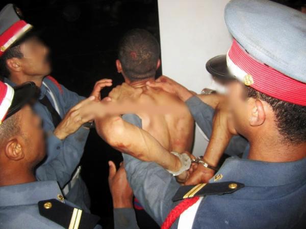 إصابة دركي خلال مطاردة مختطف فتاة من أجل اغتصابها بإحدى غابات تمارة