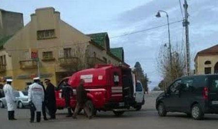 موكب عامل الحاجب يدهس شرطيا في طريقه إلى الاحتفال بالسلامة الطرقية