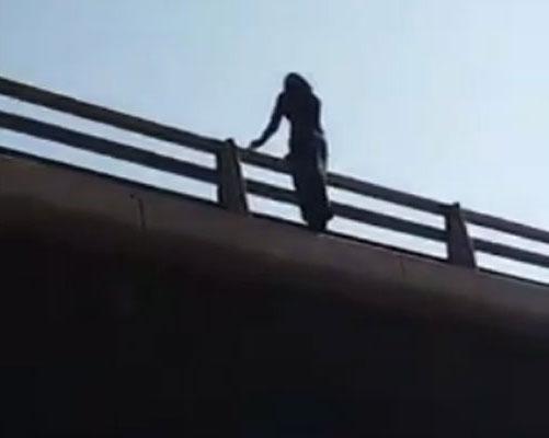 ابنة مستشارة جماعية بطنجة تحاول الانتحار بالارتماء من أعلى سد