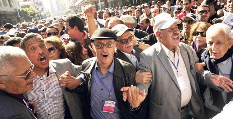 النقابات تعتبر إضراب 24 فبراير ناجحا وتحمل الحكومة ما بعده