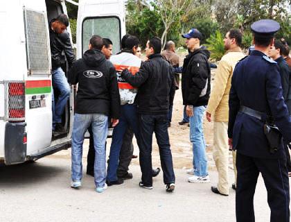 تفكيك عصابة خطيرة روعت سكان الرباط وتمارة في مجال السرقات بالعنف