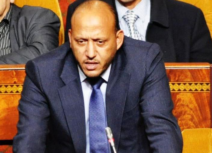 برلماني صحراوي يطالب زملاءه البرلمانيين بالعمل التطوعي والتخلي عن 3 ملايين ونصف شهريا