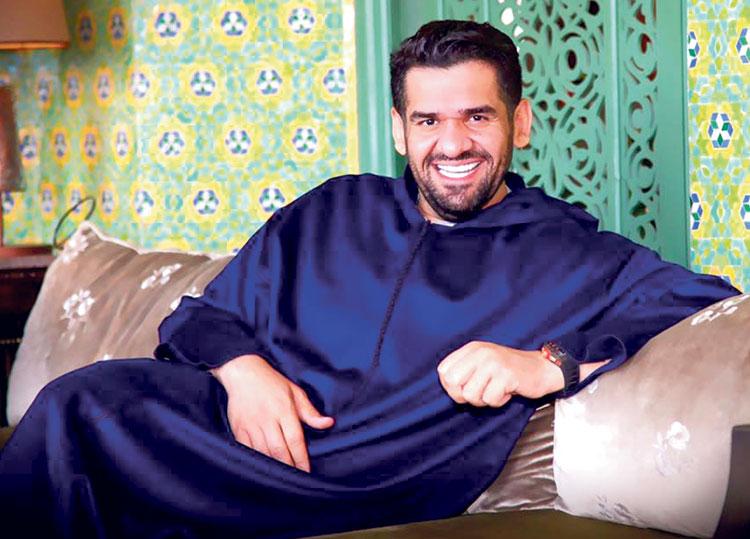 مواقع التواصل الاجتماعي تطالب الجسمي بالامتناع عن التغني بالمغرب