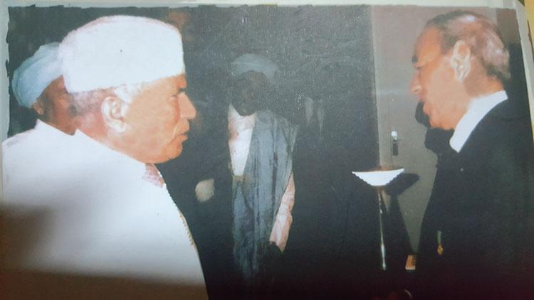 نعيمة.. زوجة العقيد بنحمو التي فرت معه إلى الجزائر حتى لا تلتهمه دوامة المؤامرات بعد الاستقلال