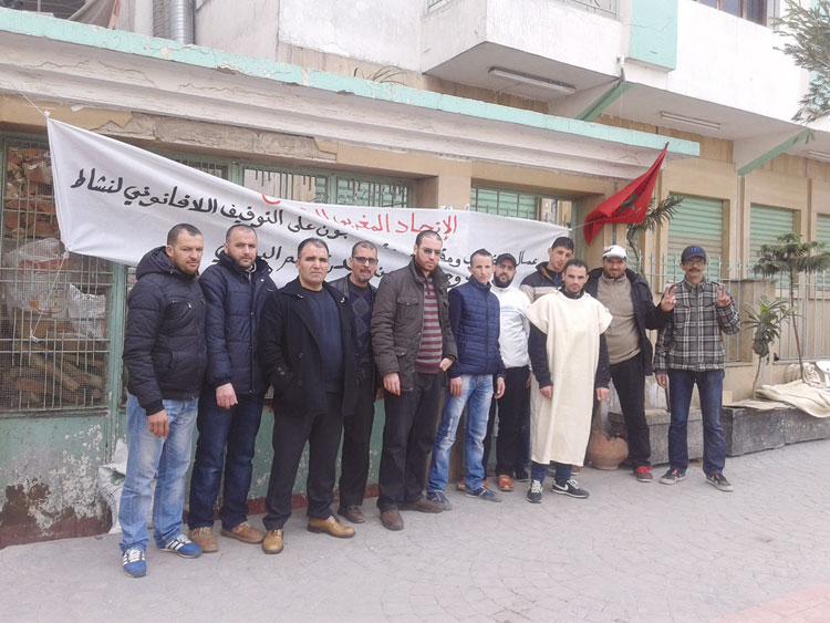 29 أسرة بتطوان مهددة بالتشرد بعد توقيف مشروع دون سابق إنذار
