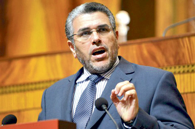 الائتلاف الدولي من أجل الحرية والكرامة يهاجم الرميد بسبب «التضييق» على القضاة