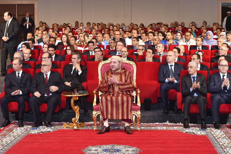 الملك محمد السادس يشرف على إطلاق برنامج تنمية جهة الداخلة وادي الذهب