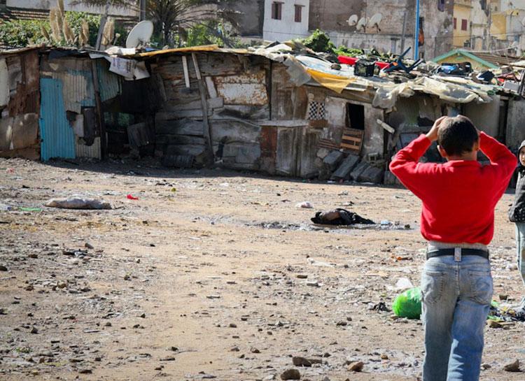 """أحياء بآسفي تخرج للاحتجاج ضد """"البيجيدي"""" بسبب الماء والصرف الصحي"""