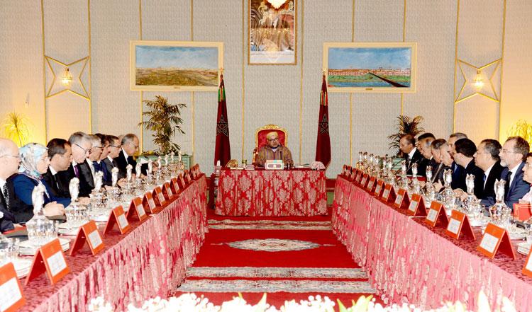 هذه أبرز التعيينات التي صادق عليها الملك في المجلس الوزاري اليوم