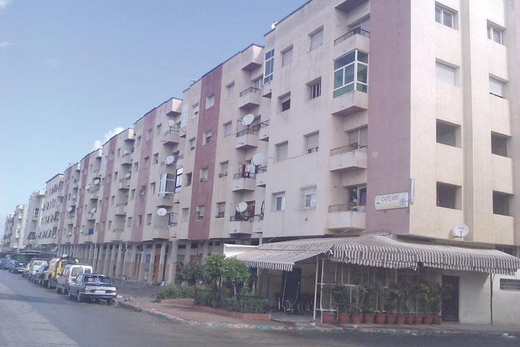 60 عائلة تباع عمارتها في المزاد العلني بالمحكمة التجارية بالرباط