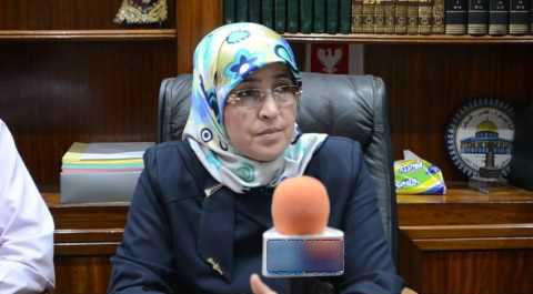 قيادية بالعدالة والتنمية تشن حملة ضد موظفي مقاطعة حسان بالرباط