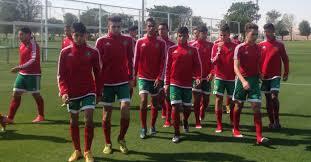 منتخب الناشئين يفتتح دوري مونيتيغو الفرنسي بمواجهة منتخب البيرو