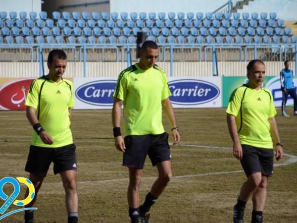 المصري الحنفي يقود مباراة «أوصيكا» ونجم الساحل بسوسة