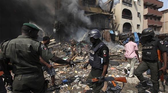 22 قتيلا في تفجير مسجد بنيجيريا