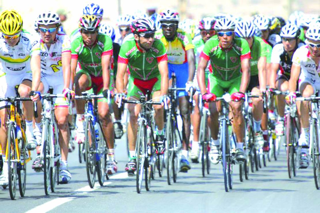«أوصيكا» ينظم سباقين وطنيين للدراجات