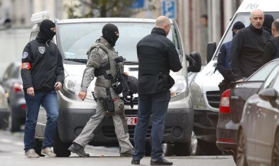 اعتقال المشتبه الرئيسي الثالث في تفجيرات بروكسيل