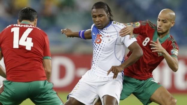 المالي كيتا يقود مباراة المغرب والرأس الأخضر بمراكش