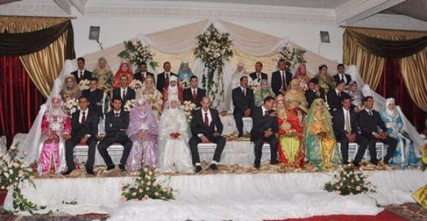 مجلس طنجة ينزل بثقله في «زفاف جماعي» نظمته جمعية تابعة لـ«البيجيدي»