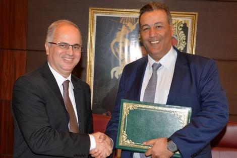 هكذا اقتنى بنجلون التويمي مدير بريد المغرب شركة SDTM بضعف سعرها الحقيقي