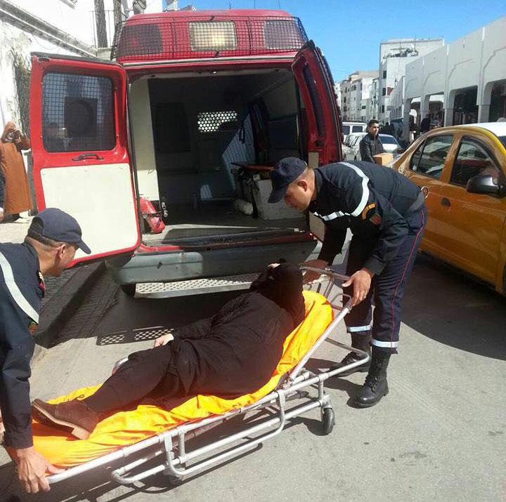 استياء من إهمال مجلس ادعمار لحفر خطيرة بشوارع تطوان