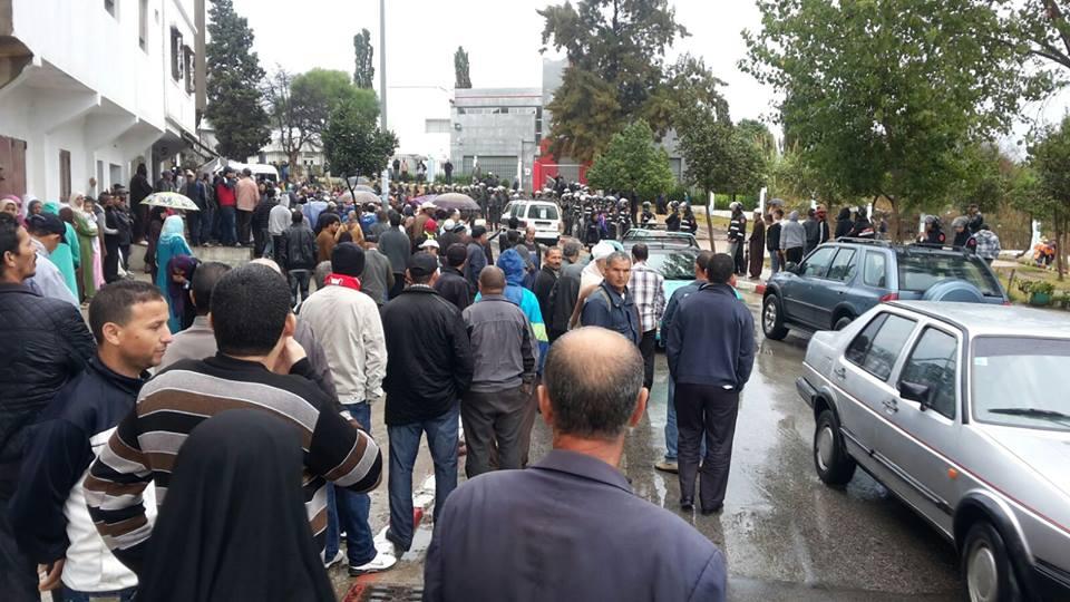 ترقية مسؤولين تسببوا في الاحتجاجات يثير سخطا بـ «أمانديس» طنجة